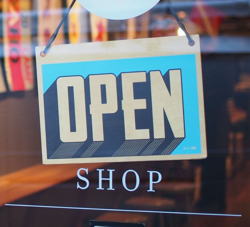 NOT a guide to setting up an online shop